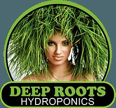 Deep Roots Hydroponics logo