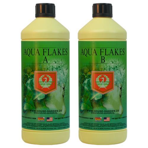 Aqua Flakes A/B...