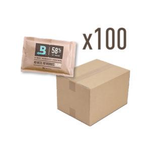 Boveda 58% RH, 67 g, case of 100