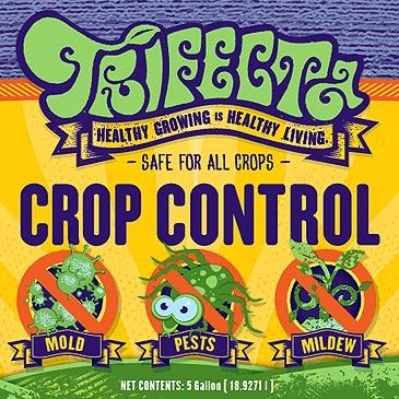 Deep Roots Hydroponics crop control