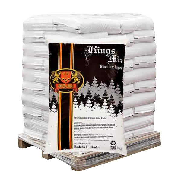 Royal Gold Kings Mix Soil