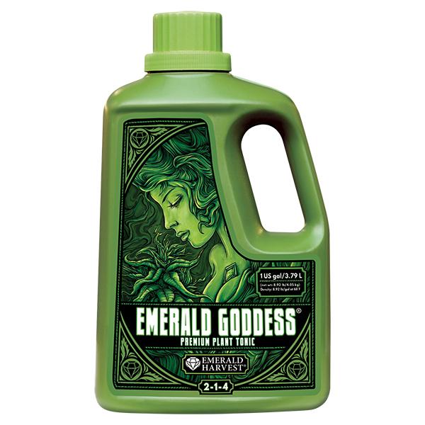 emerald goddess 1 gal